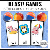 Summer Literacy Games