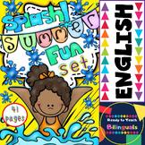 Splash Summer Fun Set (Ready to print Worksheets)