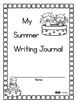Splash Summer Writing Journal