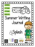 Splash Summer Writing Journal