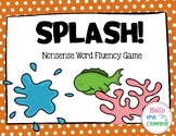 Splash! The Nonsense Word Game