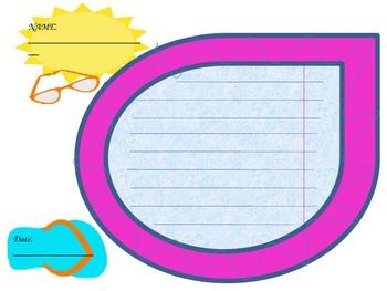 Splash into 2nd Grade!