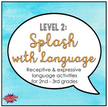 Splash with Language (Level 2)