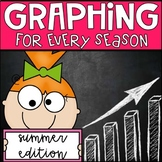 Splashing Into Graphing: Summer Themed Graphing for 2nd Grade Common Core Math