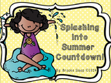 Splashing Into Summer QR Code Countdown!