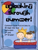 Splashing Through Summer Common Core Packet