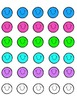 Splat!  A Game to Practice Multiplication Facts (2-12's)