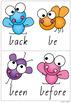 Queensland Print Sight Word Game {Splat!}