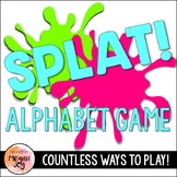 Splat! Alphabet Letter Recognition and Phonemic Awareness Game
