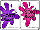 Splat Math Game - Near Doubles Addition