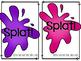 Splat Math - One More - Addition