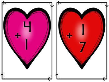 Math Fact Fluency One More