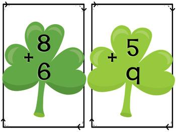 Math Fact Fluency within 10