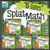 Splat Math: St. Patrick's Day *Bundle*