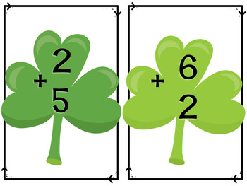 Splat Math - Two More Addition Fact Fluency