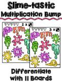 Splat Multiplication Bump Game Boards