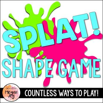 Splat! Shape Game