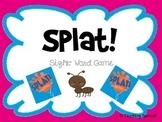 Splat! Sight Words