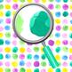 Splat Spots Handpainted Watercolor Backgrounds / Digital Papers Clip Art