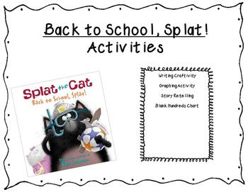 Splat the Cat, Back to School Splat!