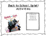 Splat the Cat, Back to School Splat!