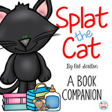 Splat the Cat Book Companion