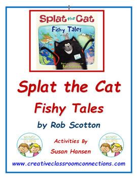 Splat the Cat: Fishy Tales and Aquariums