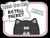 Splat the Cat Retell Packet
