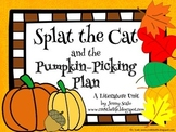 Splat the Cat and The Pumpkin Picking Plan