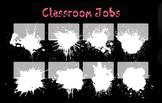 Splatter Jobs Poster