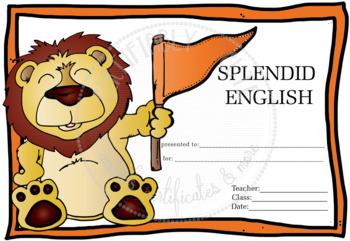 Splendid English