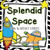 Splendid Space Unit - Common Core Standards Included