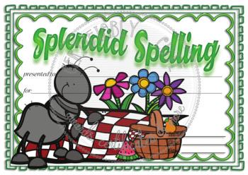 Splendid Spelling