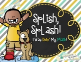 Splish, Splash, I Was Doin' My Math! {Spring MATH Stations}