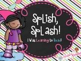 Splish, Splash, I Was Learning to Read! {Spring Literacy S