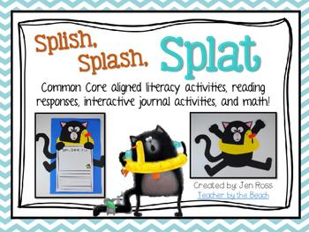Splish, Splash, Splat - Reading and Writing Activities