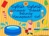 Splish Splash Summer Themed Behavior Management Set