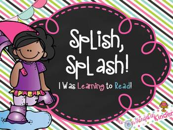 Spring Math and Literacy Stations  {Splish, Splash!  The Bundle}