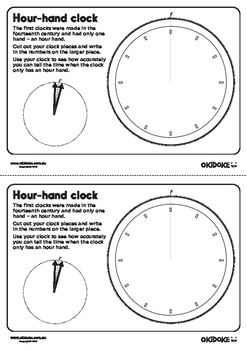 Split Clock Template
