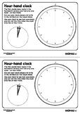 Split Clock Template