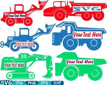 Split Color Construction Machines toy toys cars car clipar