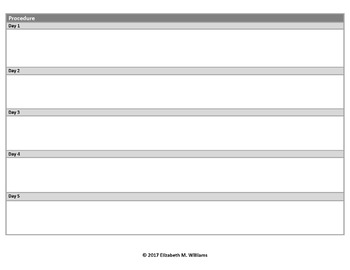 Split Grades 2 and 3 CCSS Aligned Interactive Lesson Plan Templates