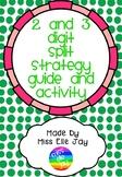 Split Strategy Guide + Worksheets
