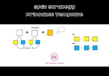 Split Strategy Template