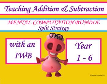 Split Strategy - Years 1 - 6