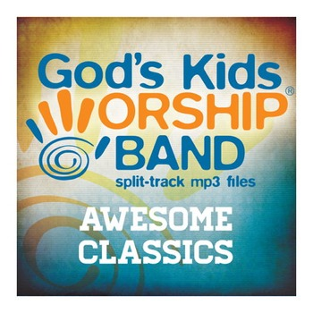 Split Track Awesome Classics - mp3 album with lyric sheets for 12 songs