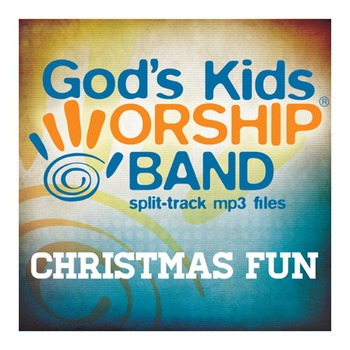 Split Track Christmas Fun mp3 album with lyric sheets for 13 songs