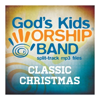 Split Track Classic Christmas mp3 album with lyric sheets for 13 songs