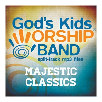 Split Track Majestic Classics - mp3 album with lyric sheets for 12 songs