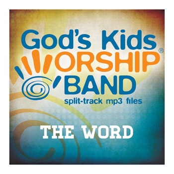Split Track The Word - mp3 album with lyric sheets for 12 Scripture songs
